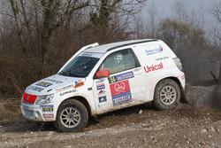Andrea Luchini e Piero Bosco, Suzuki Grand Vitara 1.9 DDiS T2