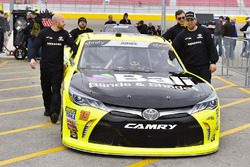 Brandon Jones, Joe Gibbs Racing, Toyota Camry Menards