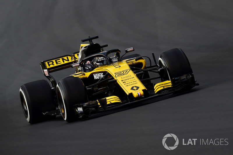 1re : Renault R.S.18