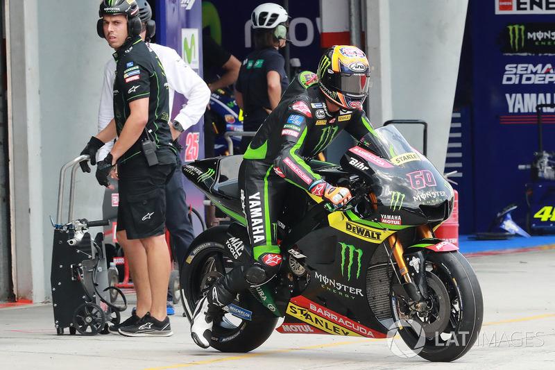16. Michael van der Mark, Monster Yamaha Tech 3