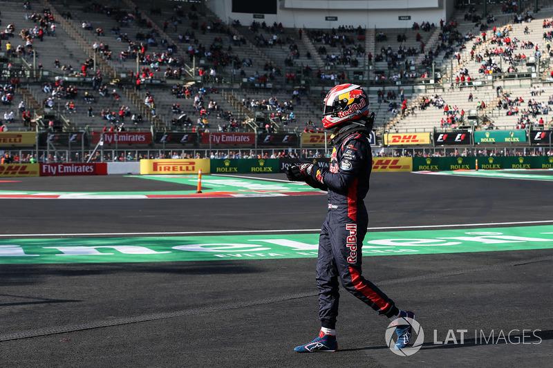 Pierre Gasly, Scuderia Toro Rosso en FP3