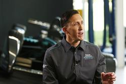James Barclay, Jaguar Racing team principal in Formula E