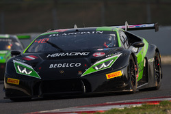 #777 Team HB Racing Lamborghini Huracan GT3: Бернар Делез, Марк Ростан, Едвард-Льюїс Браунер