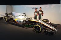 Sergio Pérez, Esteban Ocon, Sahara Force India F1 VJM10