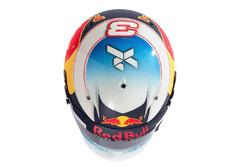 Helm von Daniel Ricciardo, Red Bull Racing