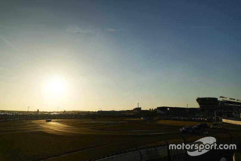 Fényjáték Le Mansban
