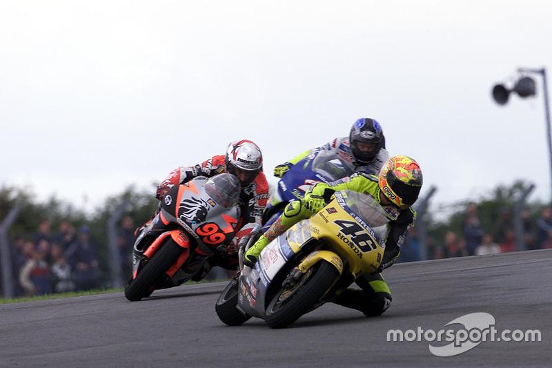 2000: 2 Siege (Honda, 500cc)