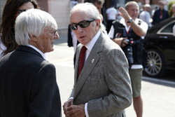 Jackie Stewart, and Bernie Ecclestone