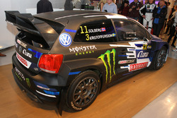 Volkswagen Polo GTI команды PSRX Volkswagen Sweden