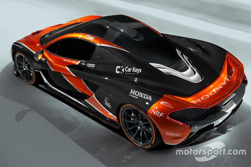 McLaren P1 / McLaren