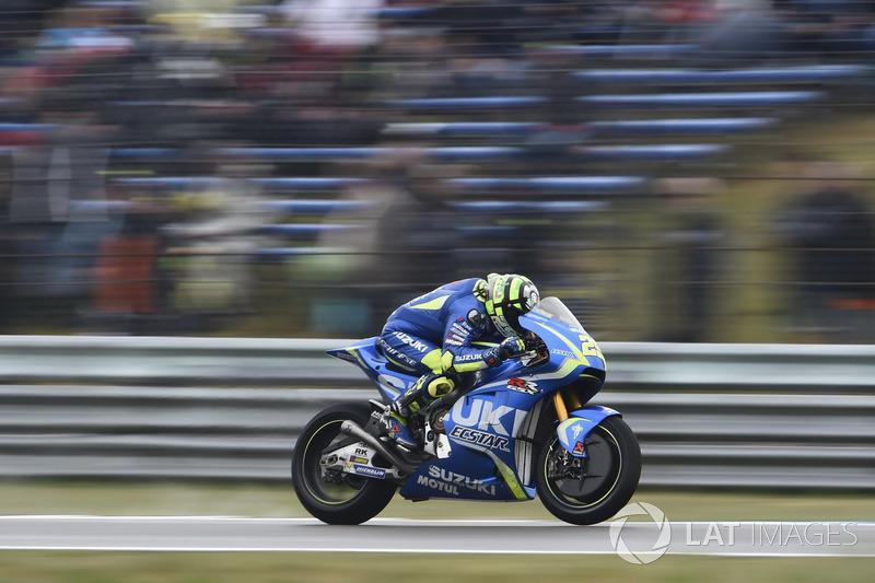 24. Andrea Iannone, Team Suzuki MotoGP
