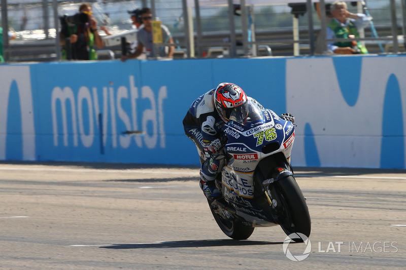 18. Loris Baz, Avintia Racing