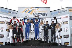 Podium: 1. Renger van der Zande, Marc Goossens, Visit Florida Racing; 2. Eric Curran, Dane Cameron, Action Express Racing; 3. Ricky Taylor, Jordan Taylor, Wayne Taylor Racing