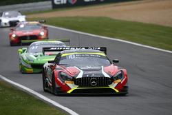 #87 Akka ASP Mercedes AMG GT3: Jean-Luc Beaubelique, Jules Gounon