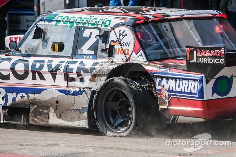 Matias Rossi, Gaston Rossi, Nova Racing Ford