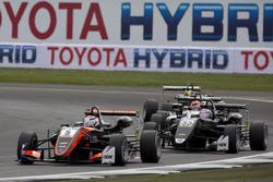 Pedro Piquet, Van Amersfoort Racing, Dallara F317 - Mercedes-Benz, Marino Sato, Motopark, Dallara F317 - Volkswagen