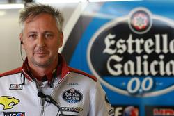 Michael Bartholemy, team principal Estrella Galicia 0,0 Marc VDS