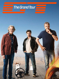 Amazon's The Grand Tour poster