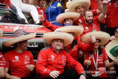 Rally van Mexico