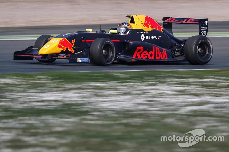 Dan Ticktum, Arden Motorsport