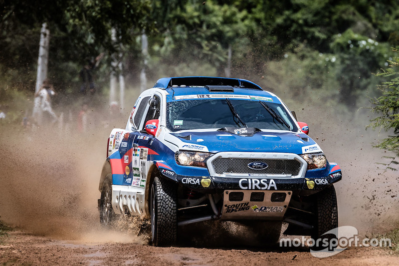 #311 Ford: Xavier Pons, Ruben Garcia