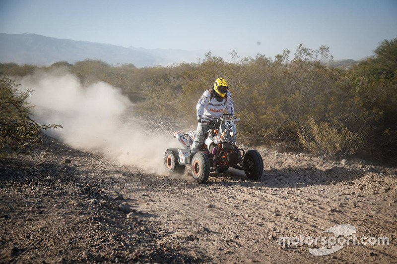 #267 Barren Racer: Kees Koolen