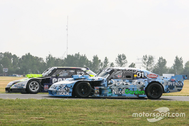 Laureano Campanera, Donto Racing Chevrolet, Esteban Gini, AA Racing Torino