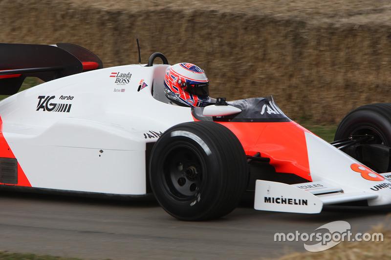 Jenson Button, McLaren-TAG Porsche MP4/2