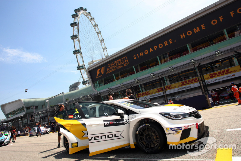Jordi Oriola, Opel Astra TCR , Kissling Motorsport at