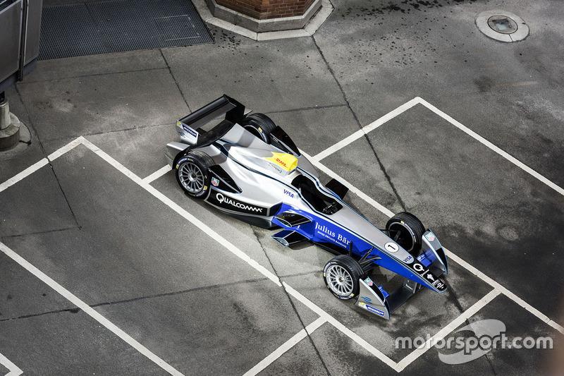 Formel E, Fahrzeug