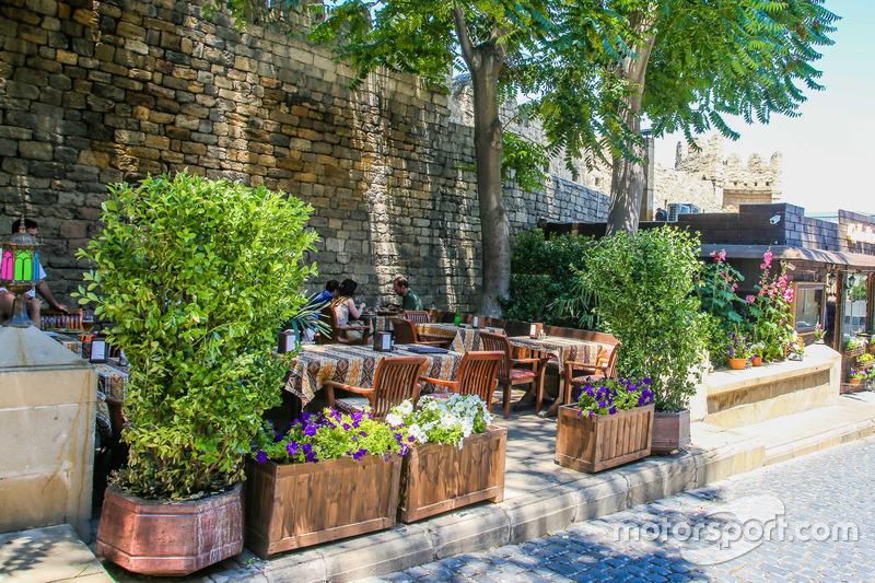 Міське життя в Старому місті