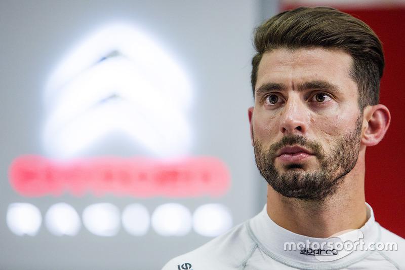 José María López, DS Virgin Racing Formula E Team