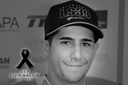 Луіс Салом, SAG Racing Team
