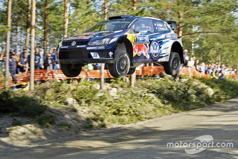 Ралли Финляндия – 24 место
