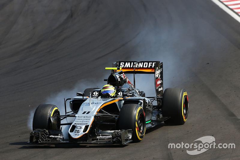 Force India: 1 очко