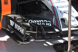 Felipe Massa, ala delantera de Williams F1 Team