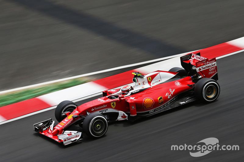 4. Kimi Räikkönen, Ferrari SF16-H