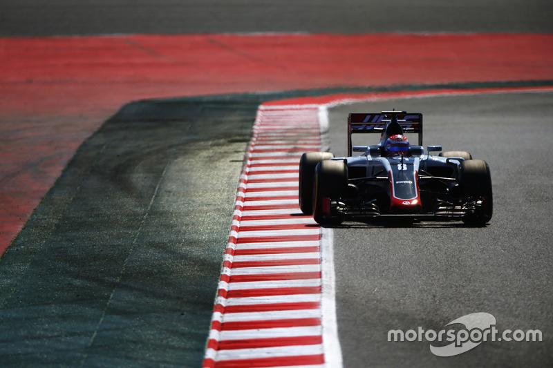 3. Romain Grosjean, Haas F1 Team VF-16