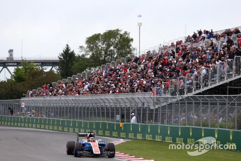 Pascal Wehrlein, Manor Racing MRT MRT05