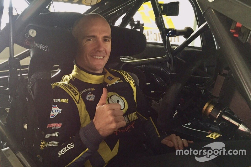 Lee Holdsworth, Team 18 Holden Commodore