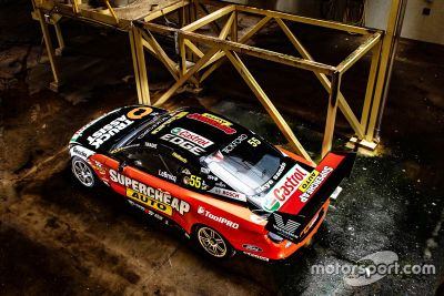 Le Brocq Mustang livery unveil