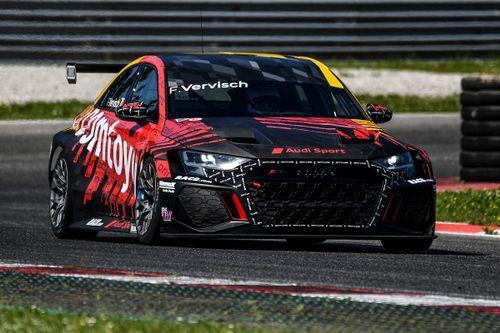 Comtoyou Team Audi Sport launch