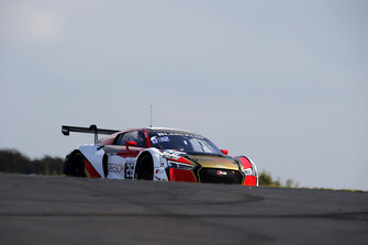 #26 Sainteloc Racing Audi R8 LMS: Nyls Stievenart, Markus Winkelhock
