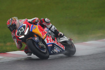 中上貴晶(Red Bull Honda with 日本郵便)