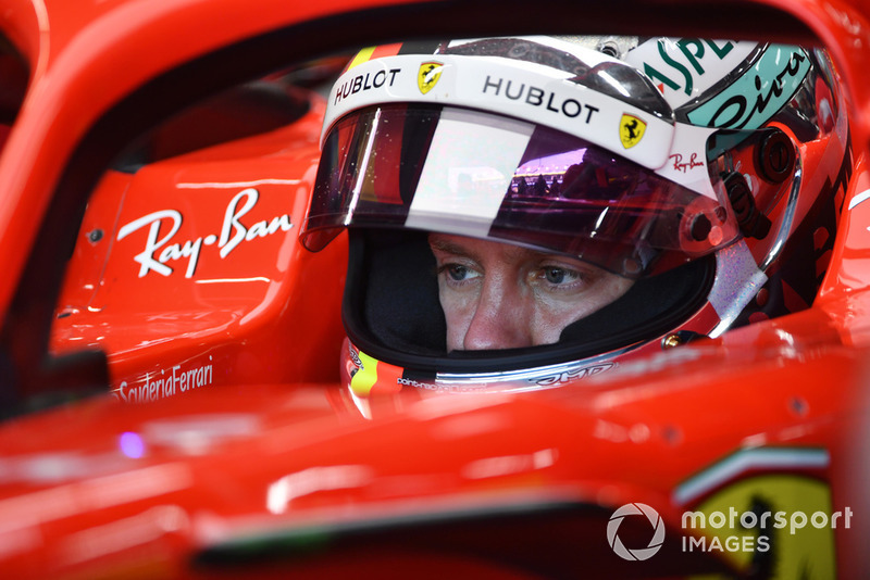 2. Себастьян Феттель, Ferrari — 241