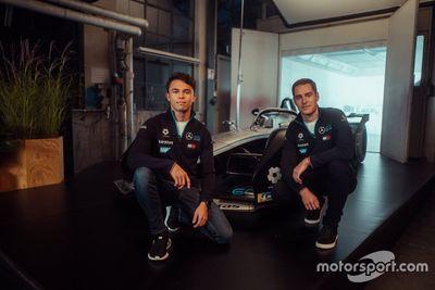 Mercedes-Benz EQ Formula E Team launch