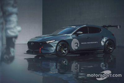 Presentazione Mazda3 TCR
