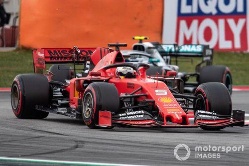 LIVE F1 - Le GP d'Espagne en direct