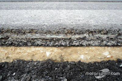 Barbagallo Raceway re-profiling