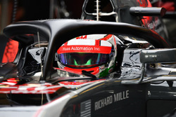 Antonio Giovinazzi, Haas F1 Team VF-17 ve halo